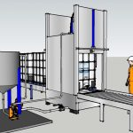 automatic IBC washer