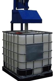 Rotajet - IBC Machinery - Dryer