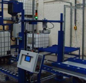 pressure tester for IBCs