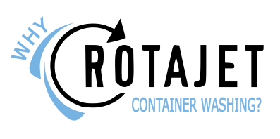 Contact Rotajet about container washing equipment