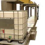 IBC Cleaning Line