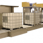 Tote & IBC Reconditioning Line