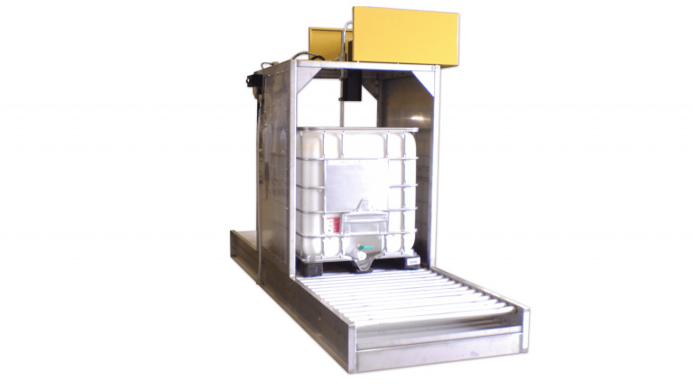 Batch IBC degreaser