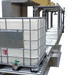 RJ-IW Auto IBC reconditioning system