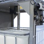 Thermal IBC drying station