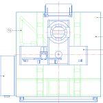 Plan view RJ-CW-D60