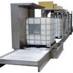 RJ-IW-Auto IBC washing line