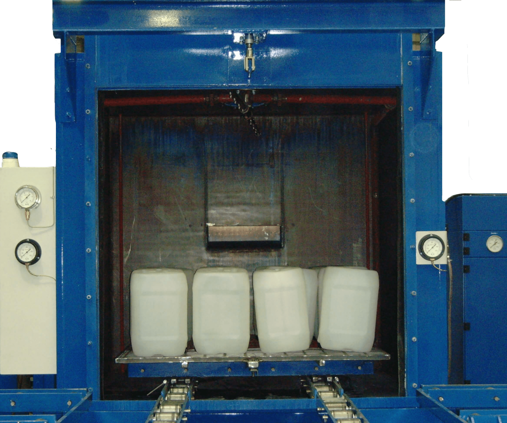 small container washer