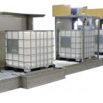 Full IBC reconditioning line